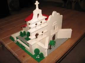 Mission lego mission california mission projects missions project