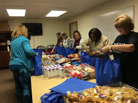 Pickerington Food Pantry by Food Backpack Program Combats Weekend Hunger Cityscene