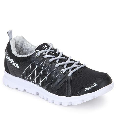 rbk sports shoes reebok black sports shoes