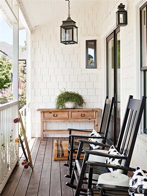 porch design ideas  homes  gardens bhgcom