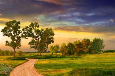 what does a landscaper do fototapeta maľovan 225 krajinka 3268 vliesov 225 tapety