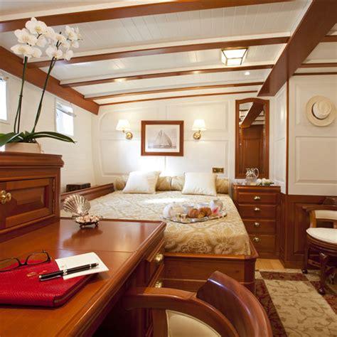 vintage boat interiors spectator yacht sunreef yachts charter travel blog