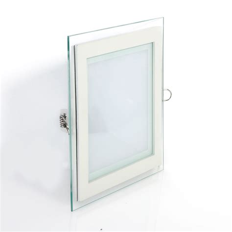 Square Led Lights by Glass Square Led Panle Light Products Asg Technology Lighting Co Ltd China Led Lights
