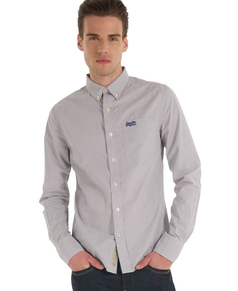 where to buy ls in nyc new mens superdry new york button down shirt ls premium