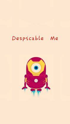 Despicable Me Captain America C0189 Iphone 7 minions with mustache family iphone 6 plus wallpaper hd