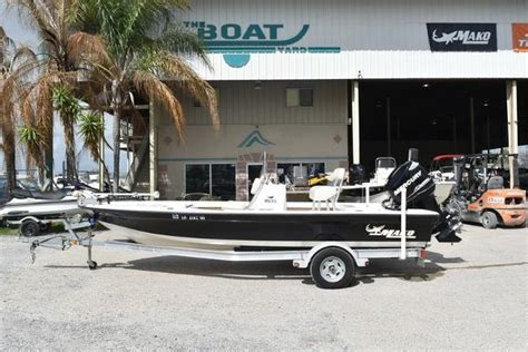 mako boats new braunfels mako 18 lts boats for sale boats