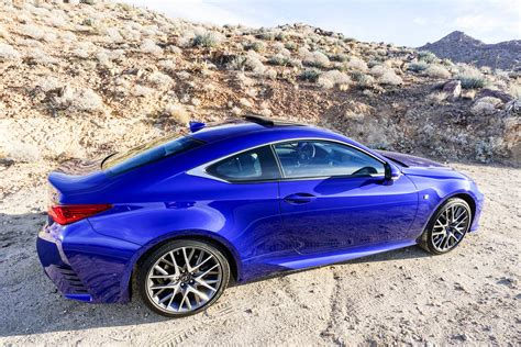 lexus rc 350 a week with the lexus rc 350 f sport 95 octane
