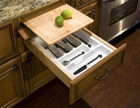 built in cutting board 15 small kitchen designs you should copy kitchen remodel