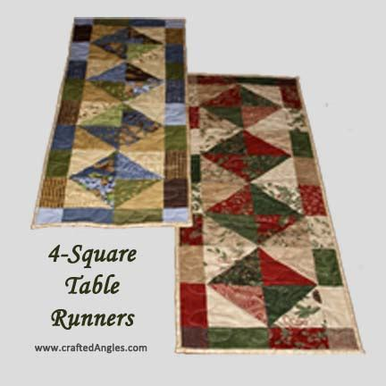 charm pack table runner charm pack table runners giveaway craftedangles