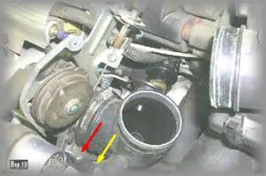 2001 Volvo V70 Throttle Tps How To Replace Matthews Volvo Site