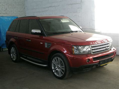 used range rover for sale used 2009 land rover range rover sport photos 4200cc
