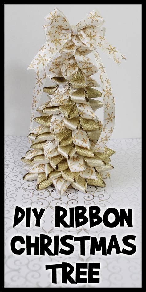 How To Make Ribbon Decorations For Tree by Diy Ribbon Tree Woo Jr Activities