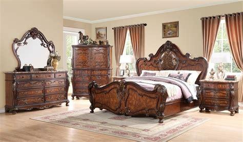 traditional 5pc bedroom set w options romance bedroom traditional 5pc set w options