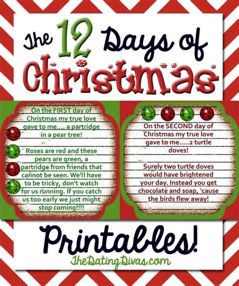 12 days of christmas ideas for work the 12 days of