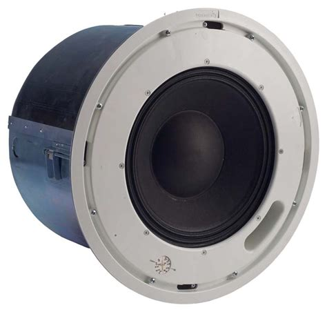 Ceiling Subwoofer by Community D10sub Distributed Design 10 Ceiling Mount Subwoofer Compass