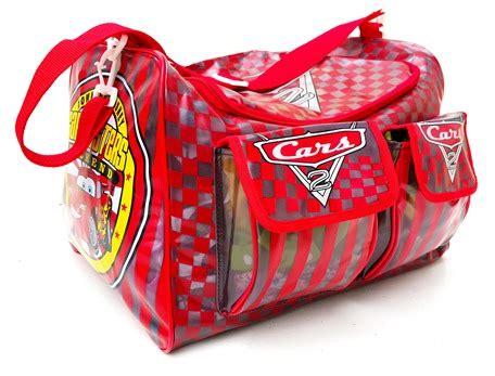 Boboboy 20cm tas travel transparan toko bunda