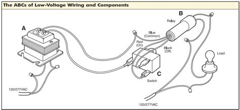 ge rr7 low voltage relay wiring diagrams wiring diagrams