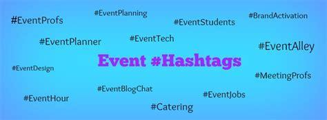 Event Management Blog: Popular Event #Hashtags on Twitter