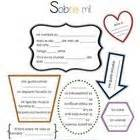 preguntas con get up spanish quot todo sobre mi quot worksheet to get to know the