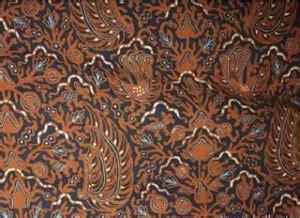 motif batik  maknanya kenali budaya jawa ii