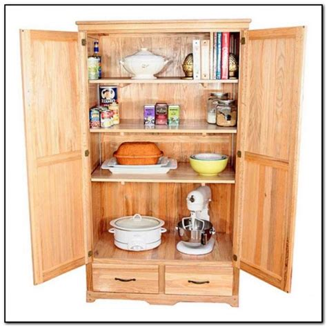 Free Standing Kitchen Storage Cabinets by Free Standing Kitchen Pantry Storage Cabinet Cabinet
