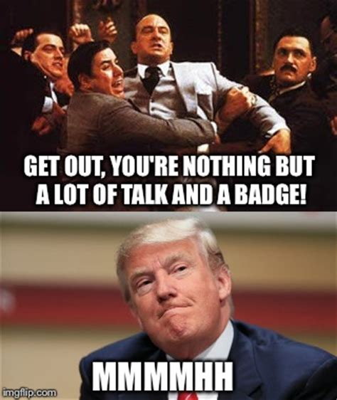 You Get Nothing Meme - donald trump imgflip
