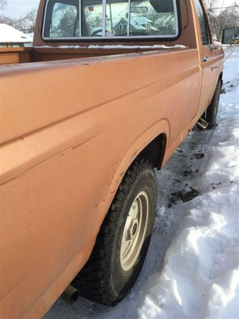 Fliese 300 X 150 by 1981 F250 4x4 For Sale Autos Post