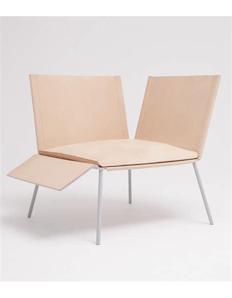fauteuil design cuir tendance d 233 co le cuir au naturel d 233 coration
