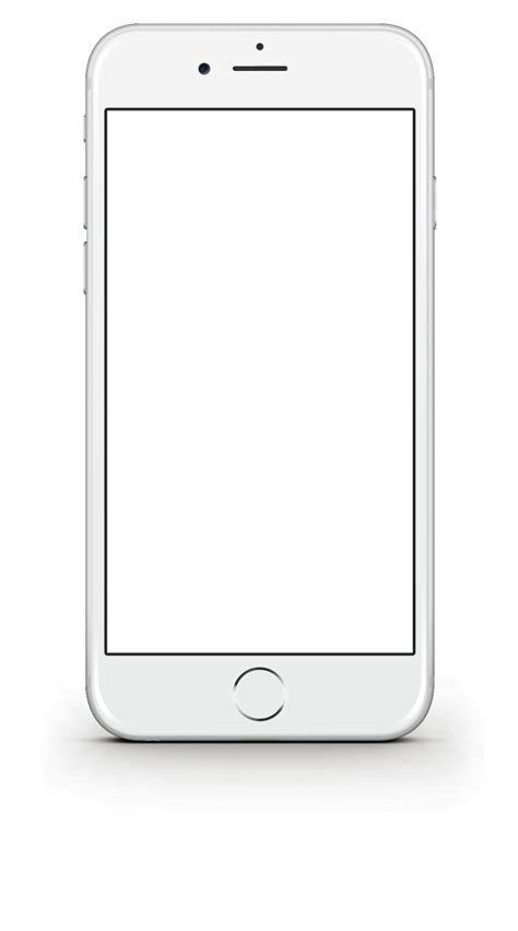 Phone Background Images - White Iphone Black Screen