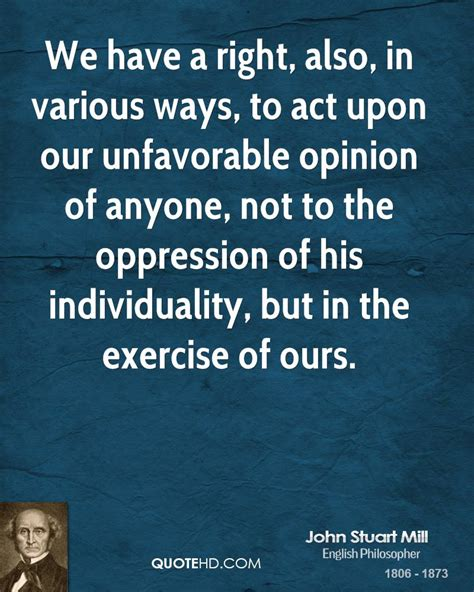 John Stuart Mill Quotes Quotehd