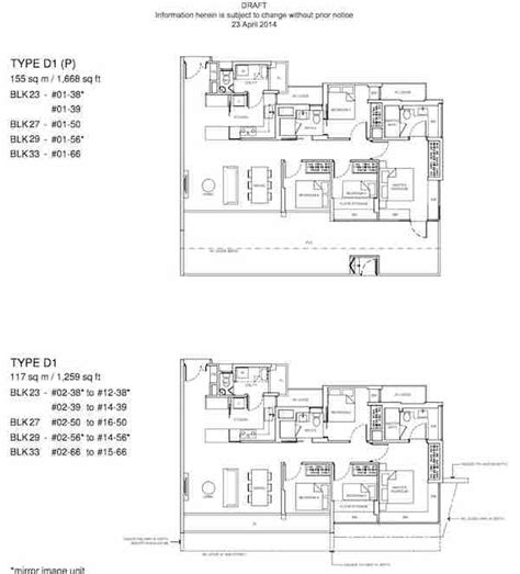 coco palms floor plan coco palms showflat hotline 61001778
