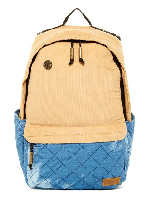 New Backpack Laptop Fs A1500 St focused space the board of education backpack in blue lyst