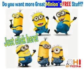Minions party free printables oh my fiesta in english