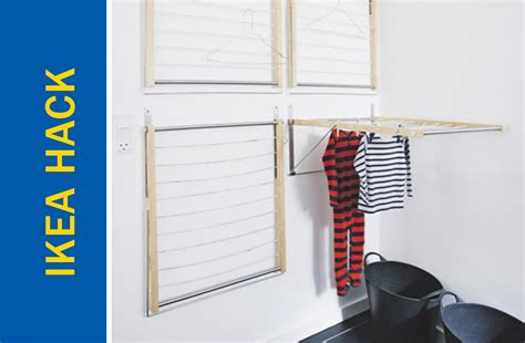 ikea rack hack awesome ikea hack of the week use a baby cot as a space