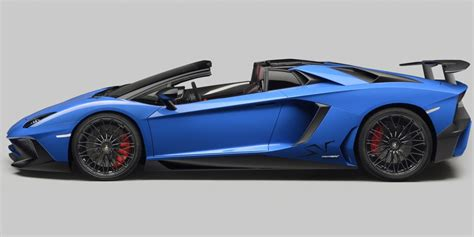 fastest lamborghini revealed the fastest most powerful lambo convertible