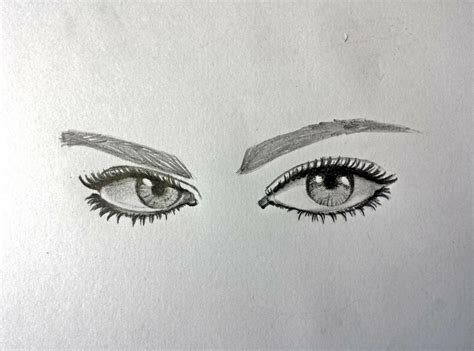 imagenes de ojos faciles de dibujar the world behind my pencil tips de dibujo retratos