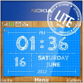 themes x202 com nokia x202 blue theme new calendar template site