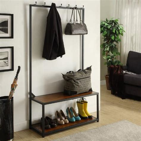 world market entryway bench black metal and wood entryway bench world market