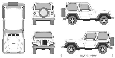Jeep Wrangler Drawing The Gallery For Gt Jeep Wrangler Drawing