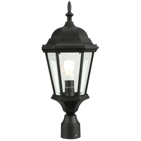 Home Depot Landscape Lighting Post Lighting Outdoor Lighting The Home Depot