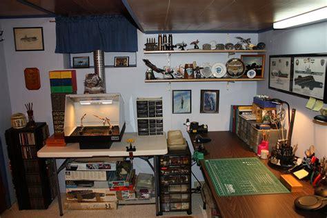 the hobby bench workbench hobby room