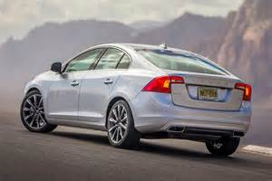 2015 Volvo S60 2015 Volvo S60 Specs Pictures Trims Colors Cars