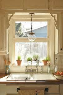 Kitchen Sink Window Treatment Ideas Kitchen Window Inspiration