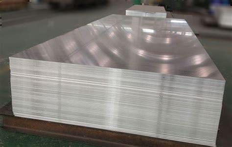 mill finished and anodized aluminum flat sheet coated