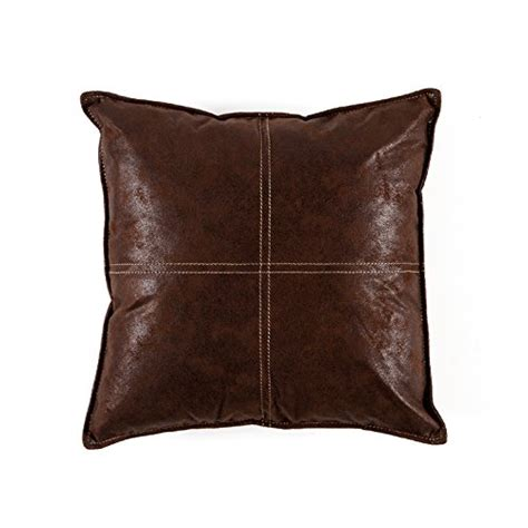 Faux Leather Pillows Sale by Torre Tagus 901924b Maverick Faux Leather Cushion Pillow