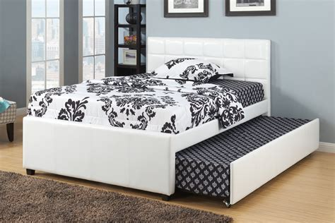twin size trundle bed twin size white uptown bed trundle bed