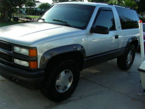 chevrolet tahoe sport purchase used chevy tahoe sport 2 door chevrolet tahoe