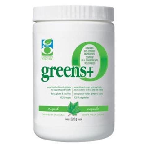 Genuine Health Detox Reviews by Greens O Review