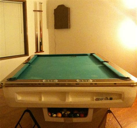 all tech industries pool table all tech industries inc sixties pool table
