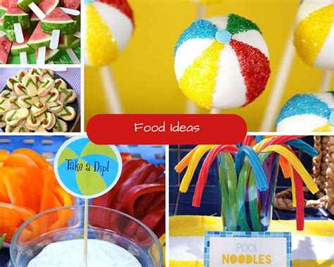 pool party ideas kids pool party ideas summer party ideas at birthday in a box